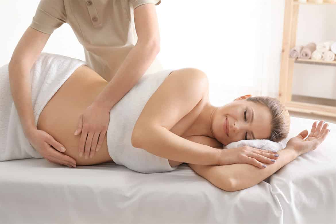When you're expecting, expect a great massage at the best day spa in Los Angeles