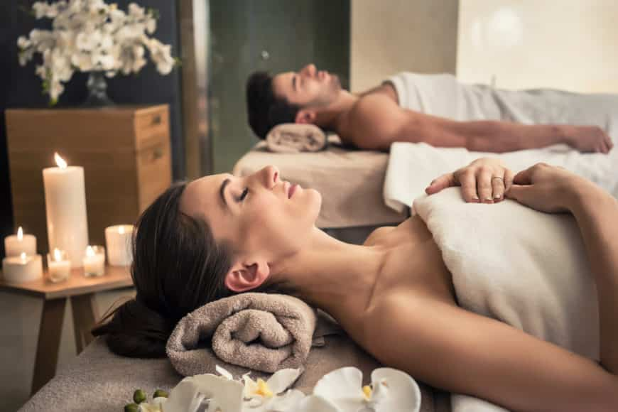 Where Los Angeles couples go for Los Angeles couples massage