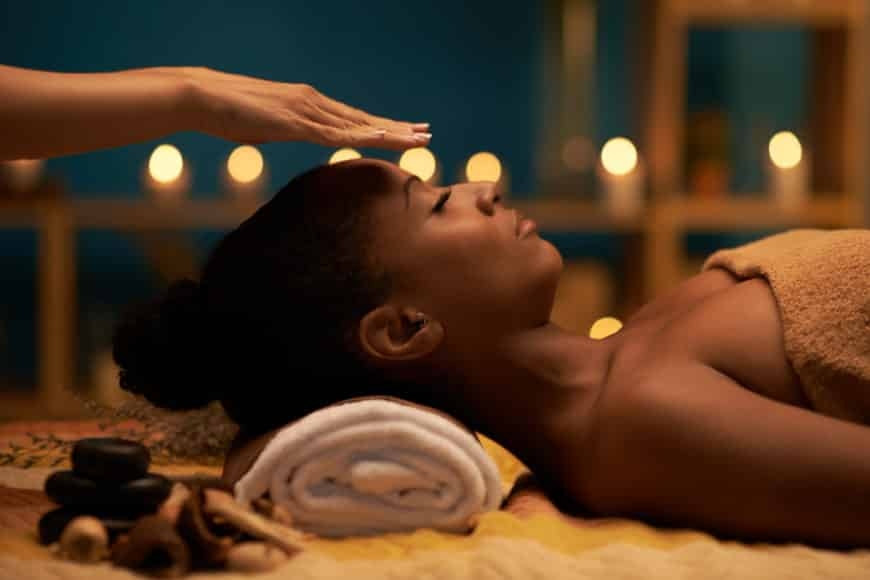 Discover Reiki at The Raven Spa in Santa Monica and Silverlake